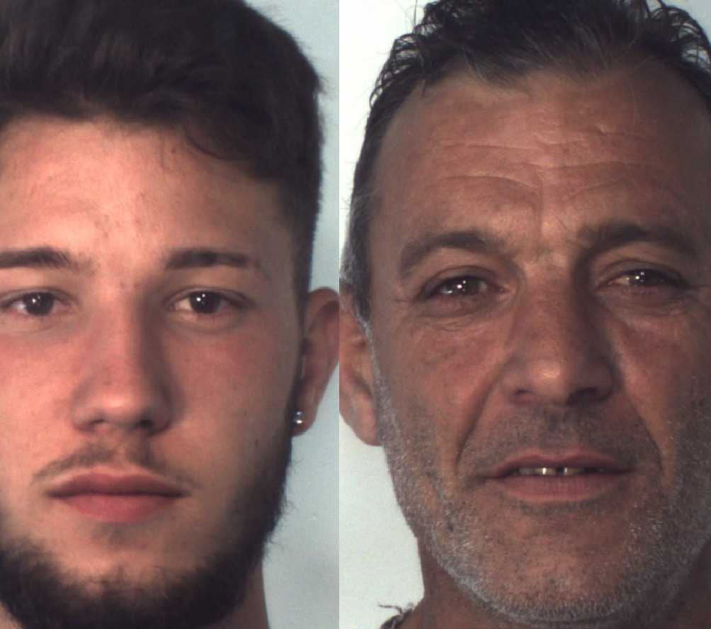 """Catania, padre e figlio arrestati a Picanello: piazzavano """"fumo"""""""