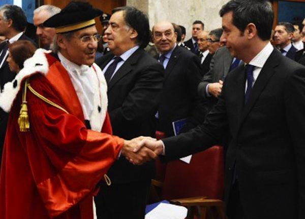 Il ministro Orlando a Palermo: