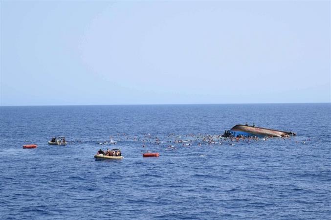 Alarm Phone: naufragio di migranti in Libia, 33 persone in pericolo di vita
