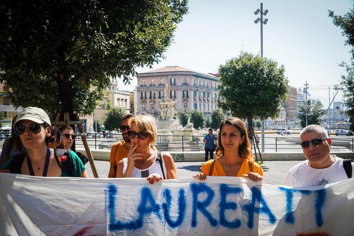 Navigator in sciopero fame, De Luca: l'interlocutore è sbagliato