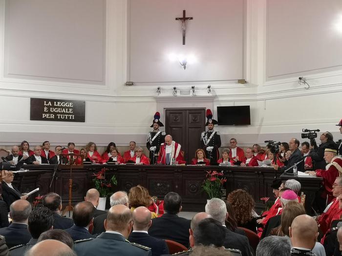 Anno giudiziario, a Catanzaro duemila affiliati alle cosche