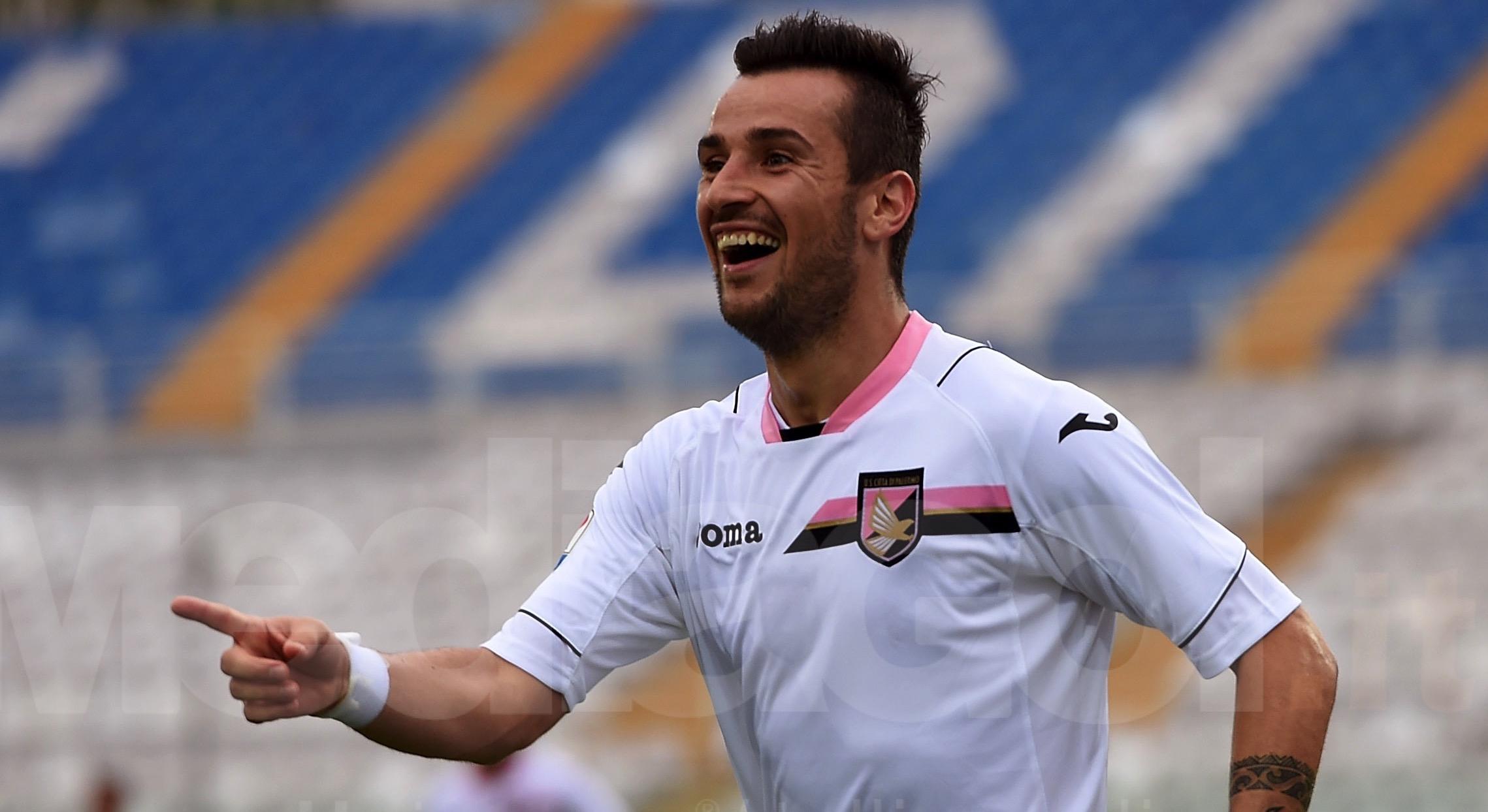 Delio Rossi non compie il miracolo, Livorno - Palermo finisce ( 2 - 2)