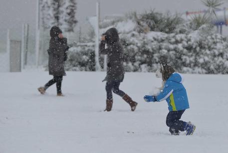 Maltempo, domani a Genova scuole chiuse per neve