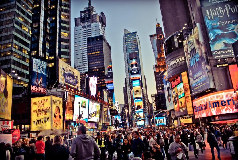 New York, occupazione record: sale al 18,9%