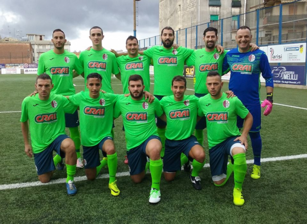 Prima Categoria, il New Modica calcio vince anche a Pachino