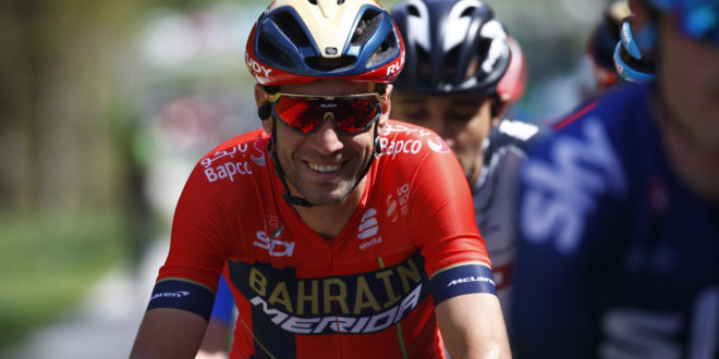 Ciclismo, Nibali secondo nella  quarta tappa  del Tour of the Alps""