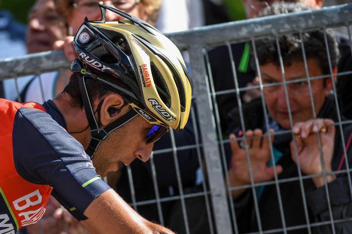 """Cislismo, il messinese Nibali: """"Sono andato in difficoltà in questo Giro d'Italia"""""""
