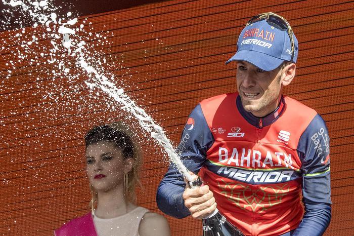 Prima vittoria italiana al Giro d'Italia, Vincenzo Nibali trionfa al Bormio