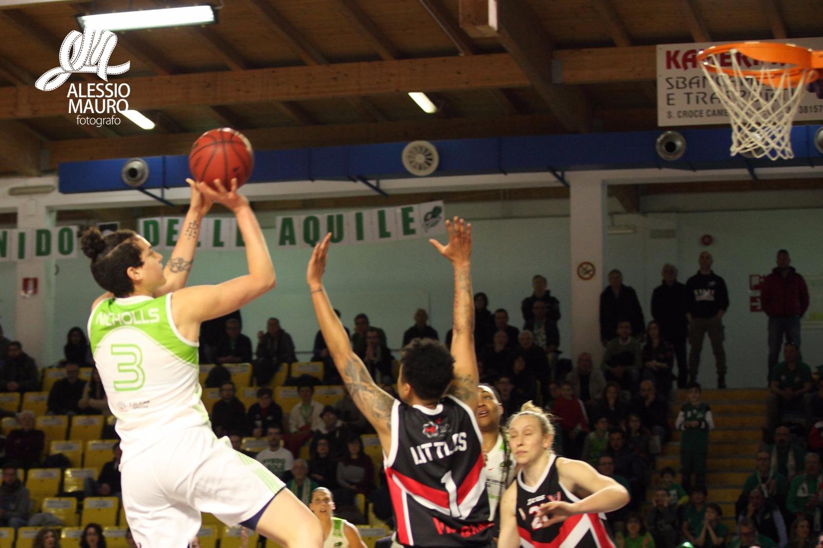 Basket, Passalacqua Ragusa in netto recupero: batte il Vigarano ed è quinta