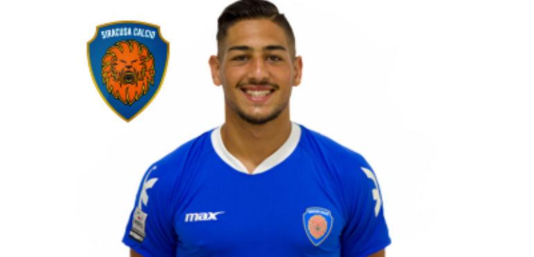 E' un Siracusa da amarcord: torna in azzurro l'attaccante Nicola Talamo