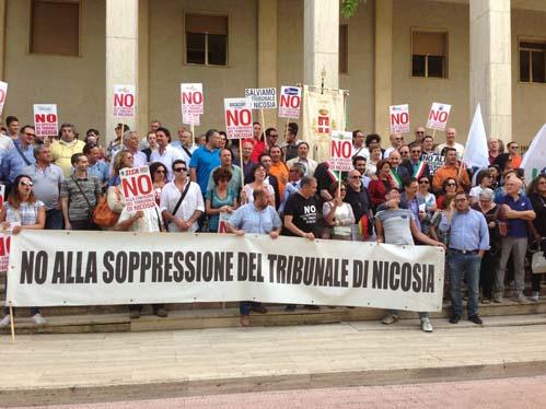 Tribunali da salvare, emendamento bilancio regionale: solo per Nicosia