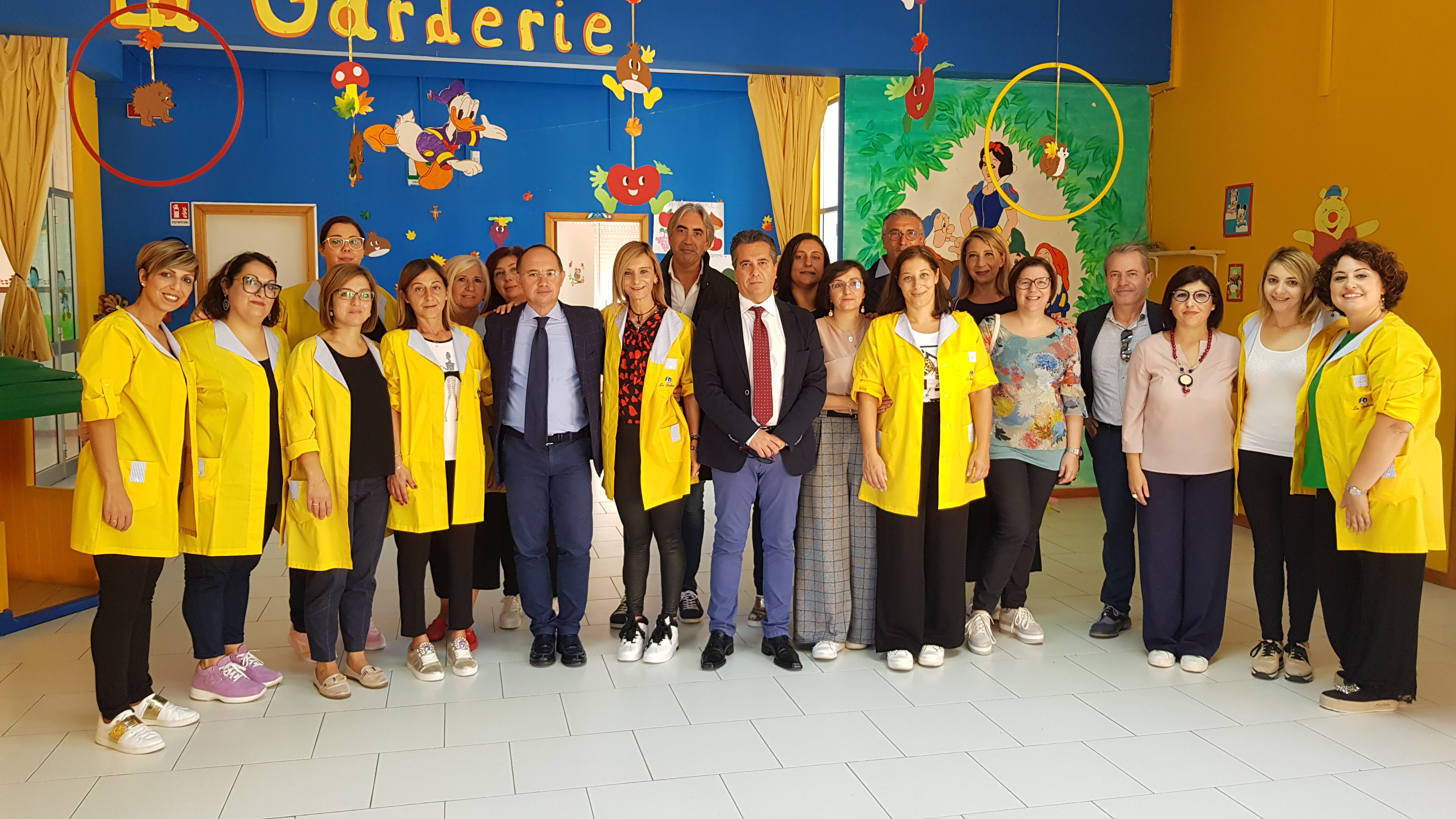 Riparte  l'asilo nido di Rosolini, il sindaco: confermate le professionalità locali