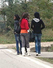 Tratta delle nigeriane, fermate due donne dalla squadra mobile di Catania