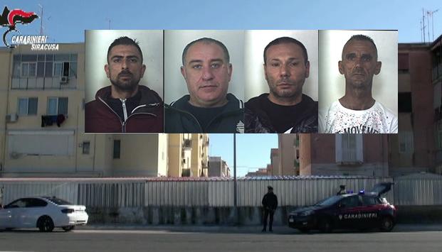 Traffico di droga a Siracusa, disarticolata banda del 'Bronx': 4 in carcere