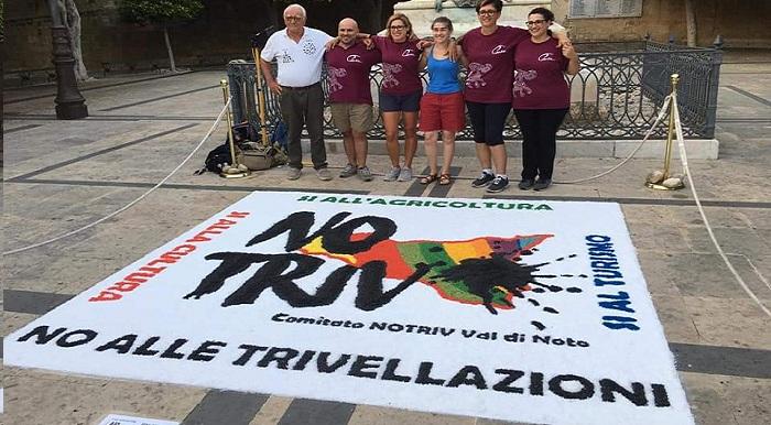 No Triv: Il Tar deve ancora decidere sulle trivelle in Val di Noto