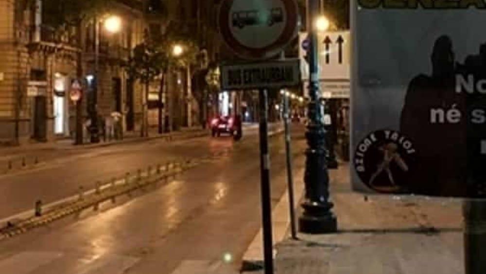 """Commercianti di Palermo: """"La Ztl notturna ucciderà il centro storico"""""""