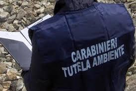 Smaltimenti dei rifiuti in Basilicata, indagini del Noe su presenza di tumori