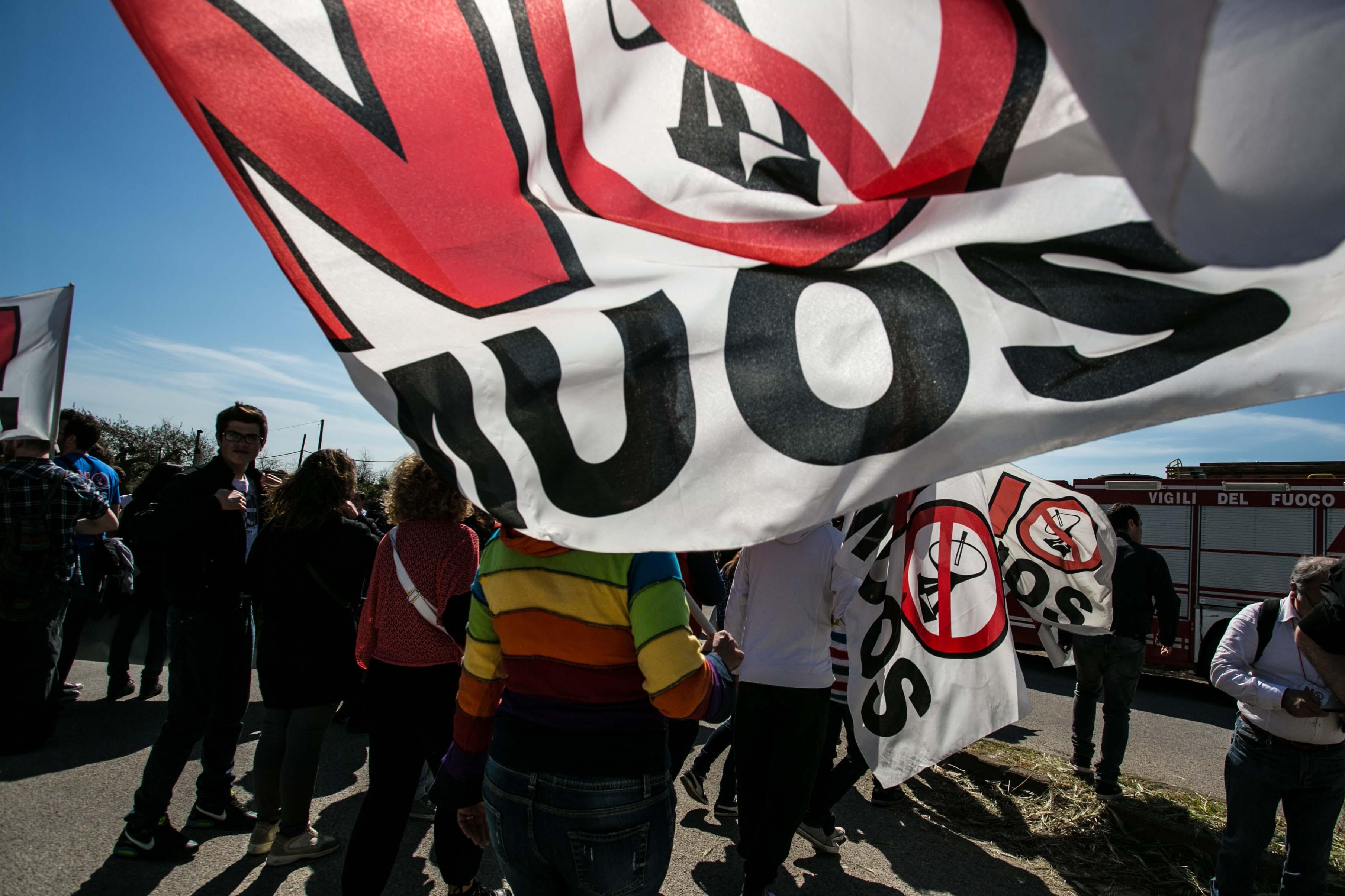Niscemi, il Tar annulla divieto di dimora inflitto ad un attivista No Muos