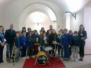 """Acate, """"Note al Castello"""": gli alunni del Puglisi a lezione di musica classica"""