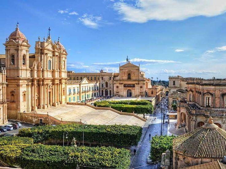 Anche a Noto arriva L'Unesco Festival Experience