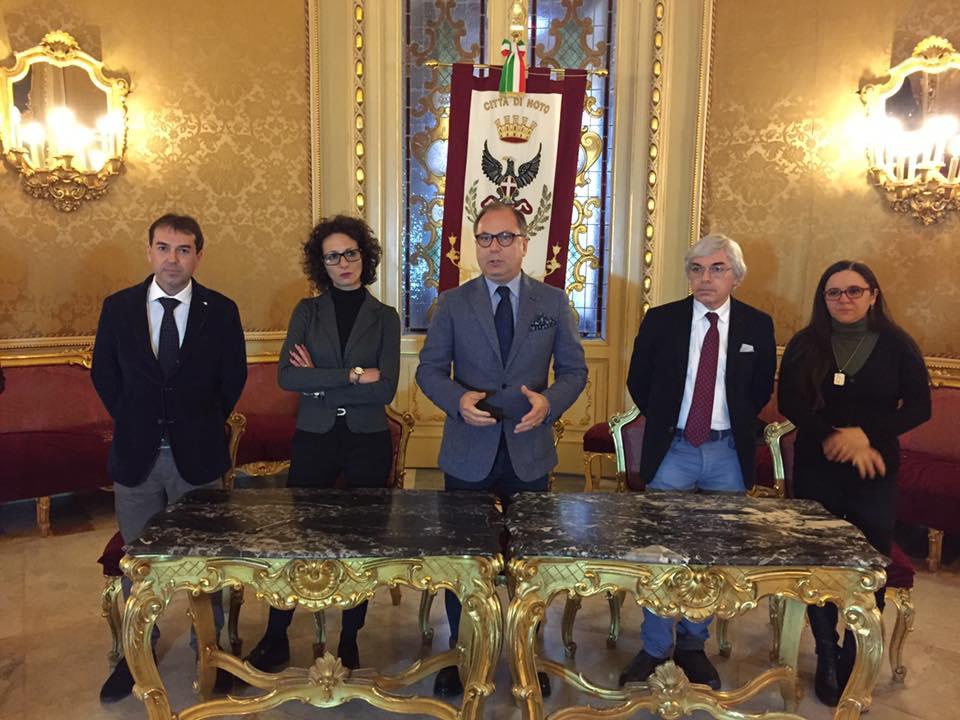Noto, presentata la nuova giunta: Corrado Frasca è il vice sindaco