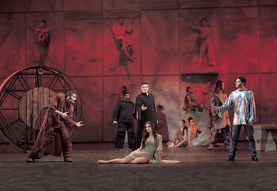 """Torna in Sicilia """"Notre Dame de Paris"""", il primo spettacolo a Palermo"""