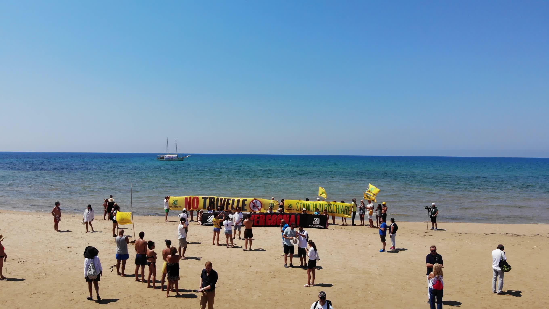 'Sversamento idrocarburi tra Ragusa e Modica', denuncia di Legambiente