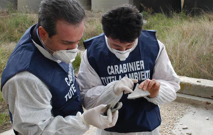 Ambiente: viola le autorizzazioni, sequestrato impianto di rifiuti nel Salernitano