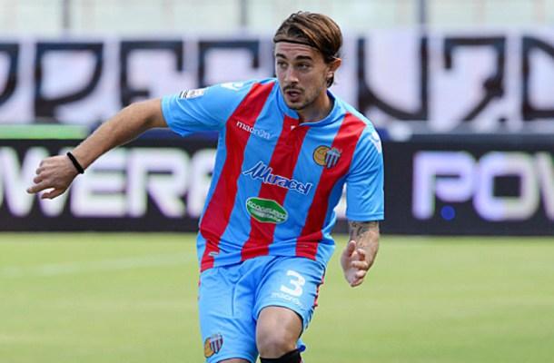 Il Catania perde il derby, l'Akragas passa per 3 a 2