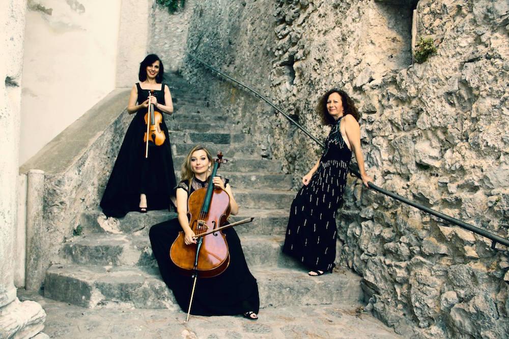 Il nuovo Trio Parsifal in concerto al teatro Donnafugata a Ragusa