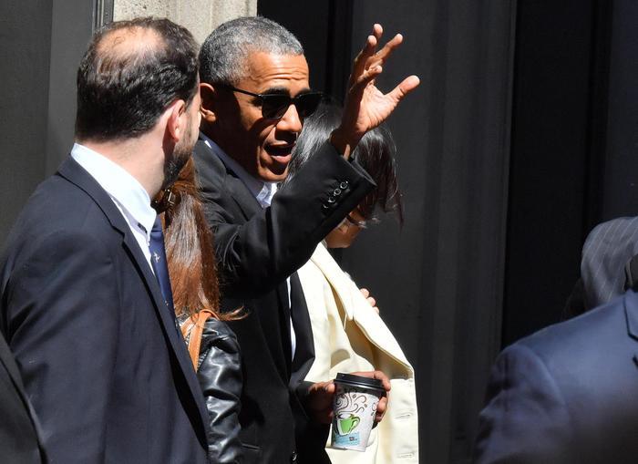 Obama a Milano, domani incontra Renzi