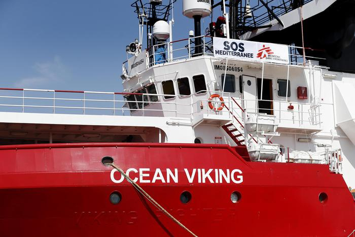 Ocean Viking, interviene Farnesina: