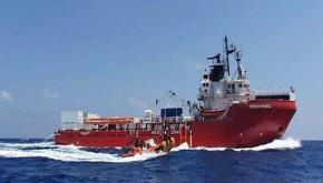 Il Viminale assegna all'Ocean Viking il porto di Taranto per sbarcare 159 migranti