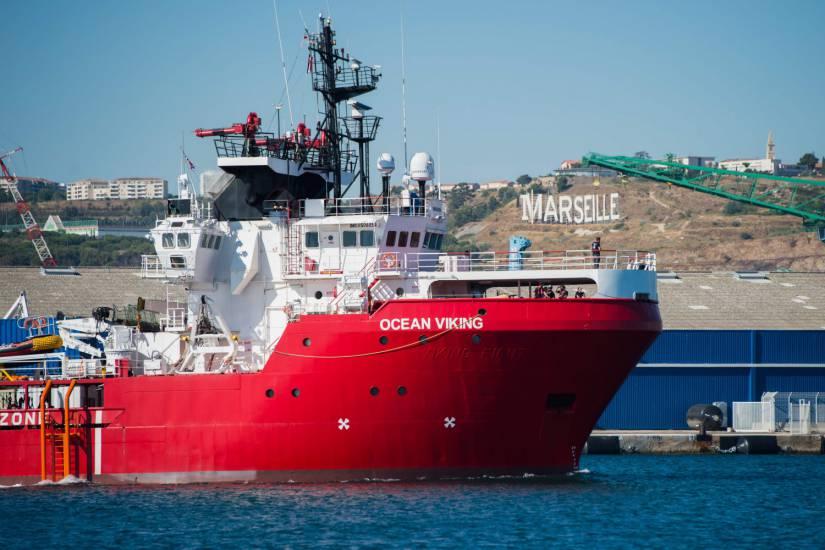 Due navi dell'Ong tornano nel Mediterraneo per soccorrere migranti