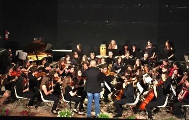 Giovane Orchestra Sicula in concerto al Teatro Eschilo di Gela