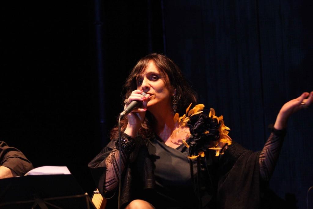 Vittoria, stagione musicale: Olivia Sellerio canta Montalbano