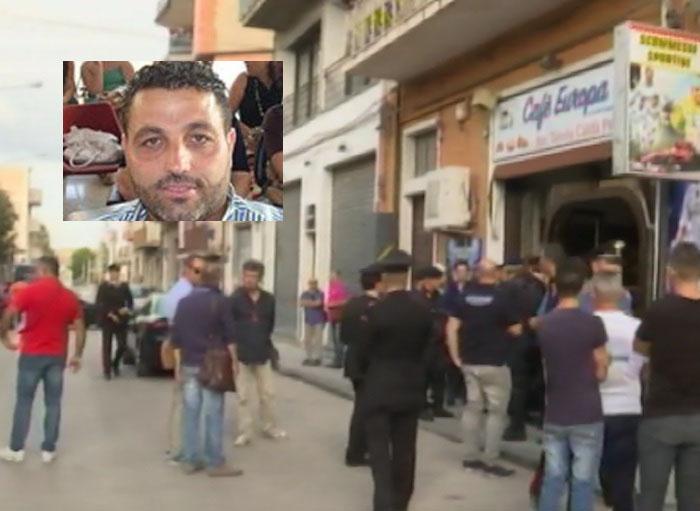 Palagonia, il consigliere morto dopo un conflitto a fuoco al bar