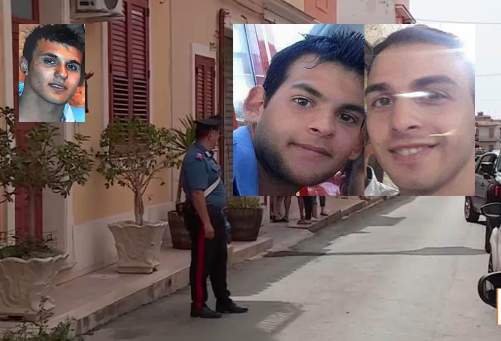 Avola, in carcere a Cavadonna i fratelli Caruso per l'omicidio  di Andrea Pace