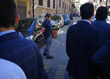 Agguato di mafia a Palermo, ucciso il boss Giuseppe Dainotti mentre era in bici