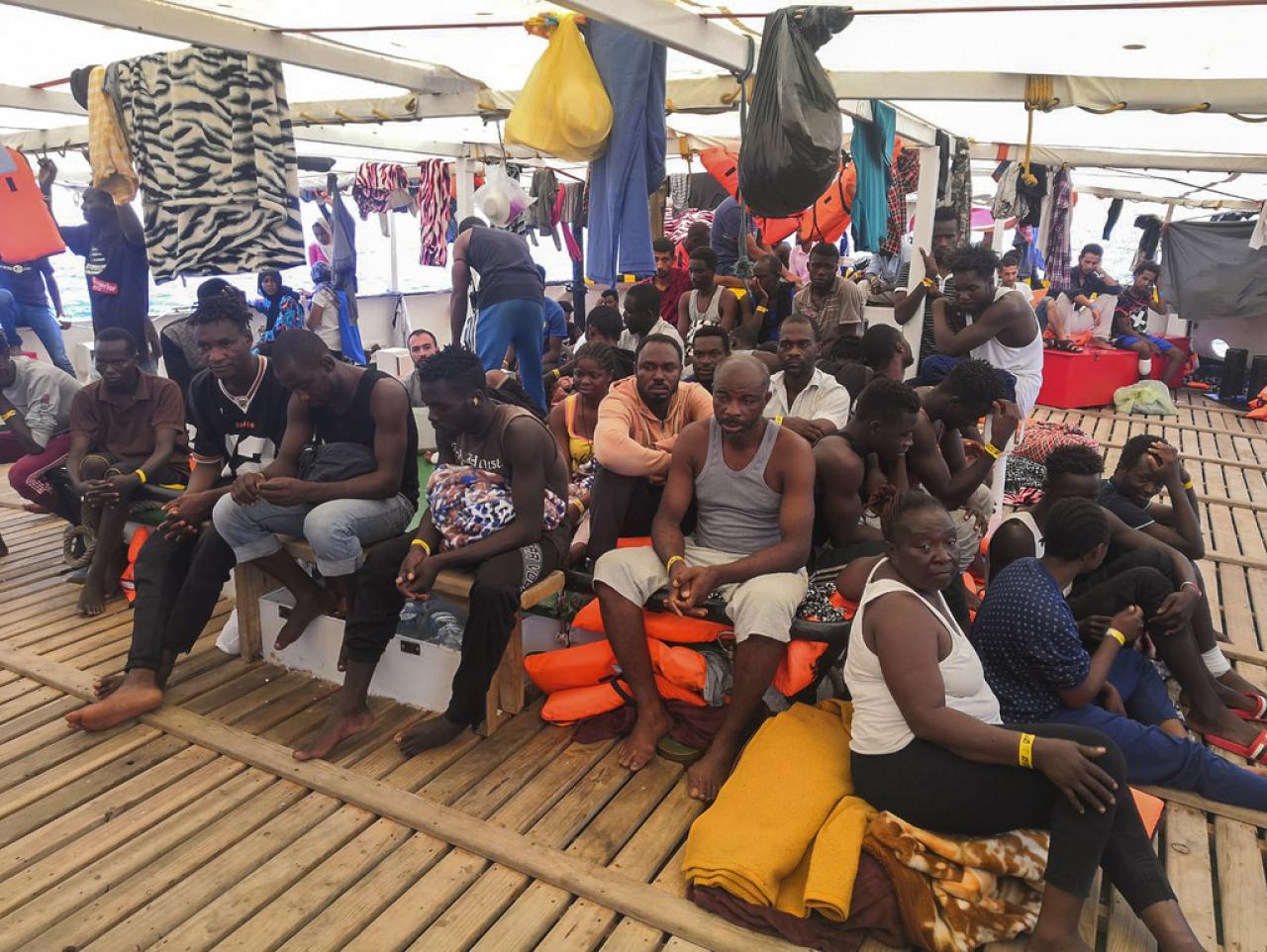 Tar del Lazio con Open Arms, vada a Lampedusa: è scontro con il Viminale