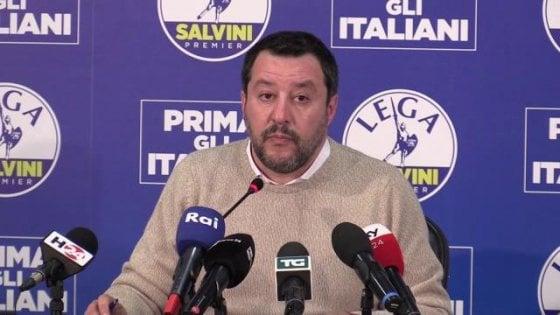 Open Arms, i giudici: divieto di sbarco a Lampedusa deciso da Salvini