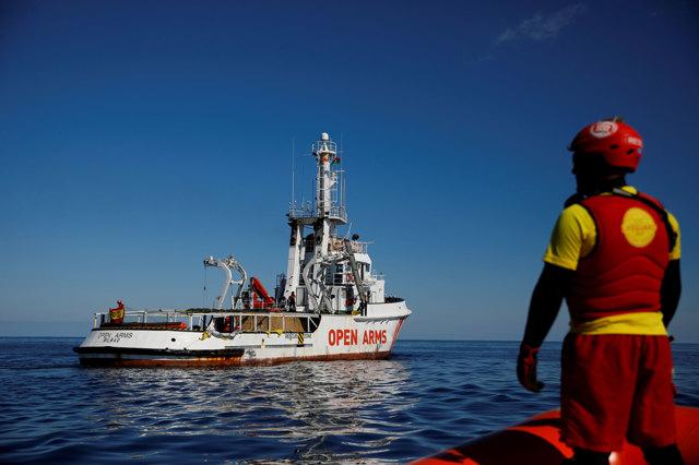 Open Arms, assegnato Porto Empedocle per lo sbarco di 143 migranti