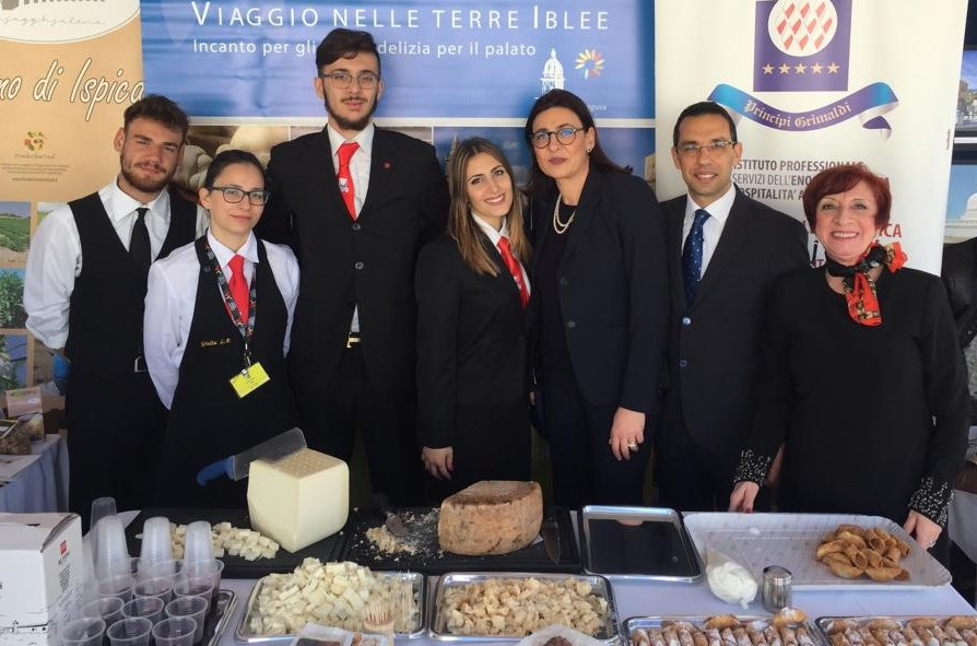 "I prodotti tipici di Modica protagonisti all'Open Day ""Virtu Ferries"" di Malta"