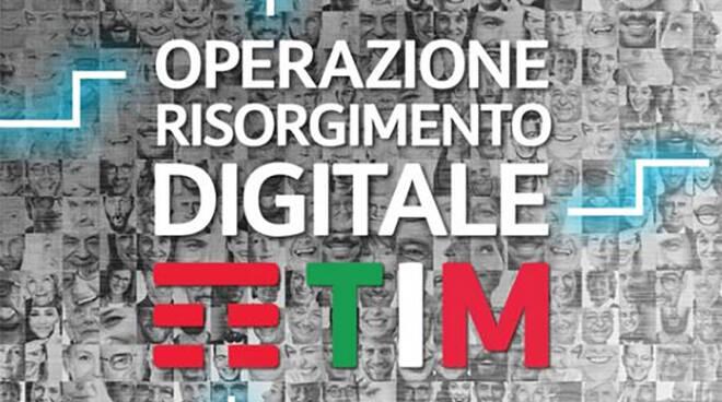 """Modica, da lunedì 16 la tappa di """"Operazione Risorgimento Digitale"""" di Tim"""
