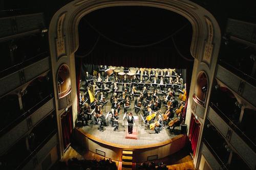 L'Orchestra del Bellini di Catania in concerto a Modica