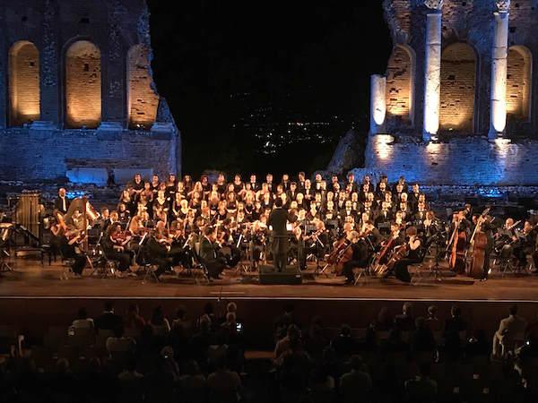 La Traviata di Verdi in scena al Teatro Antico di Taormina