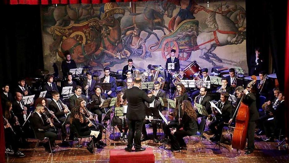 """Modica, al Garibaldi sabato 8 concerto dell'orchestra di fiati del """"Verga"""""""