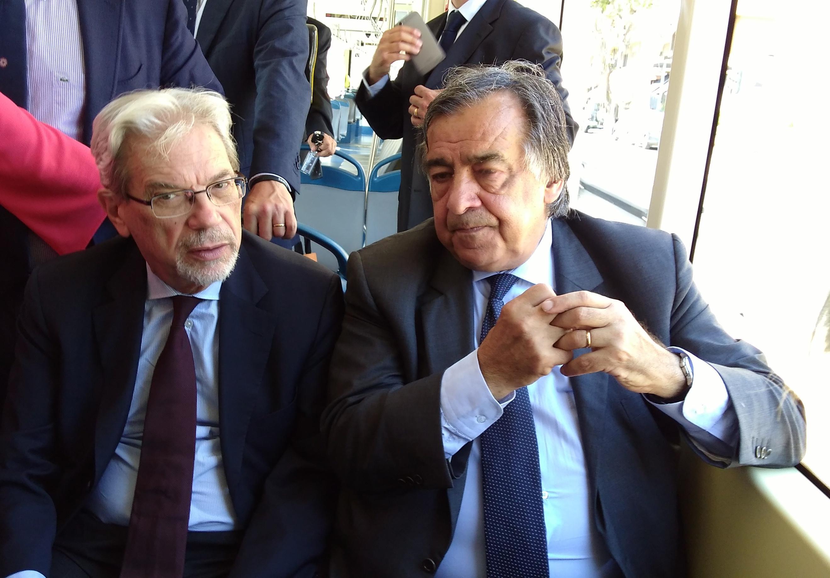 De Vincenti incontra Orlando a Palermo sull'attivazione delle Zes