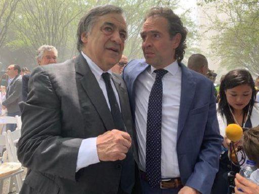 """Il sindaco di Palermo in Colombia per l'abbattimento del """"Monaco"""""""