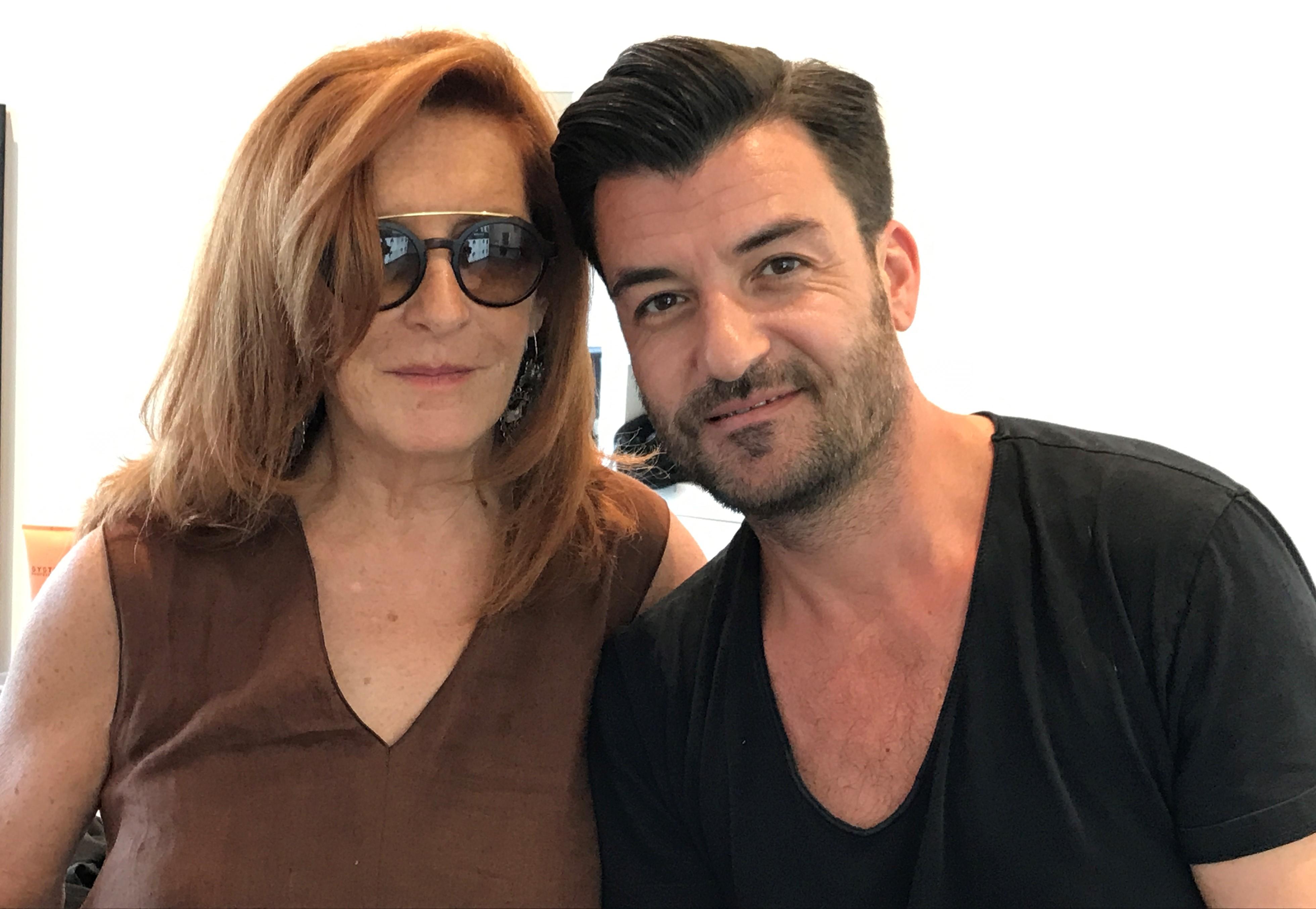 """Arte e bellezza: la """"ripartenza"""" di Toni Pellegrino con le opere di Ornella Gullotta"""
